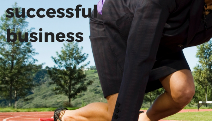 Joy of Six: the six secrets to running a successful business
