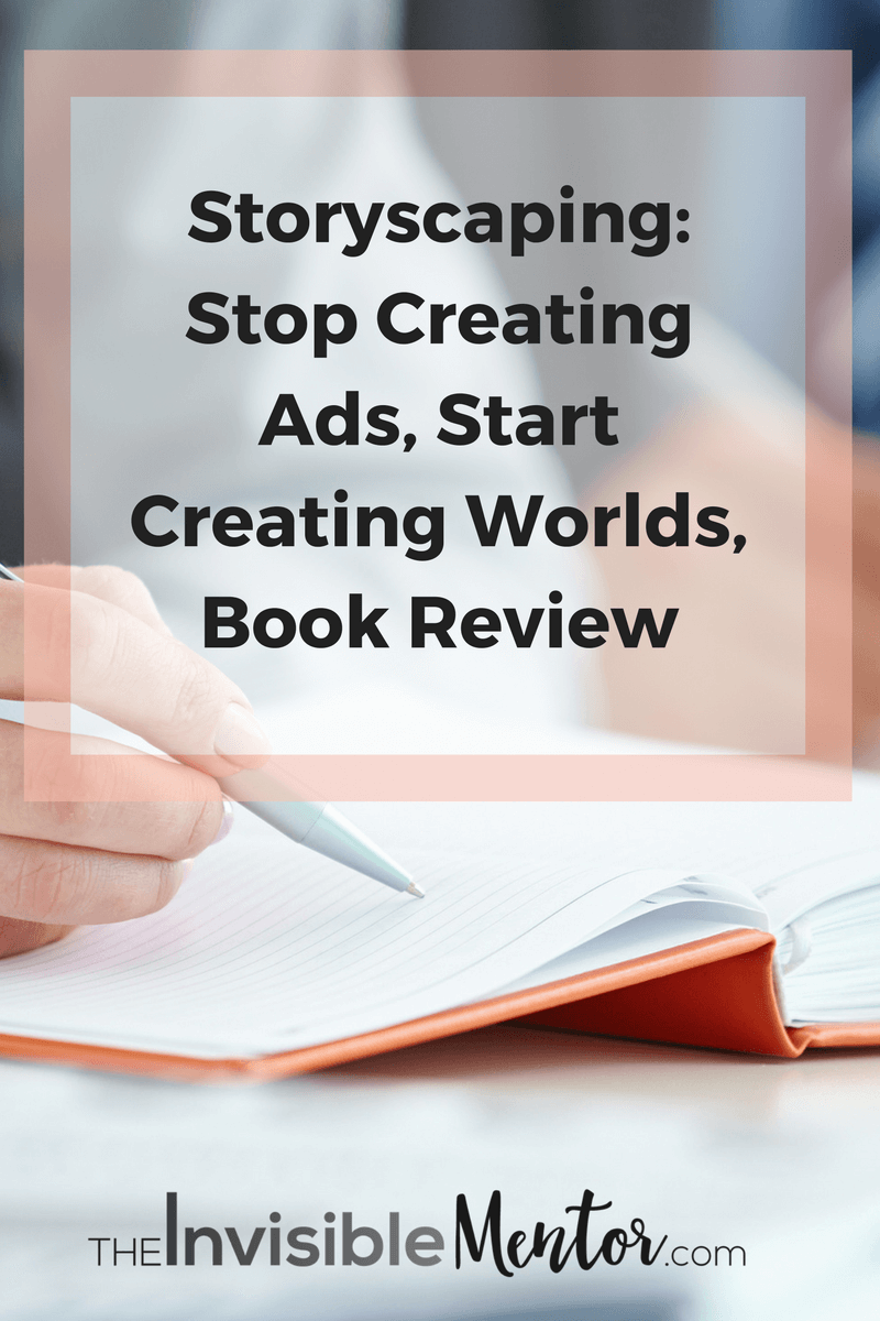 storyscaping,storyscapes,storyscaping book,storyscaping review
