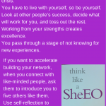 Think Like A SheEO