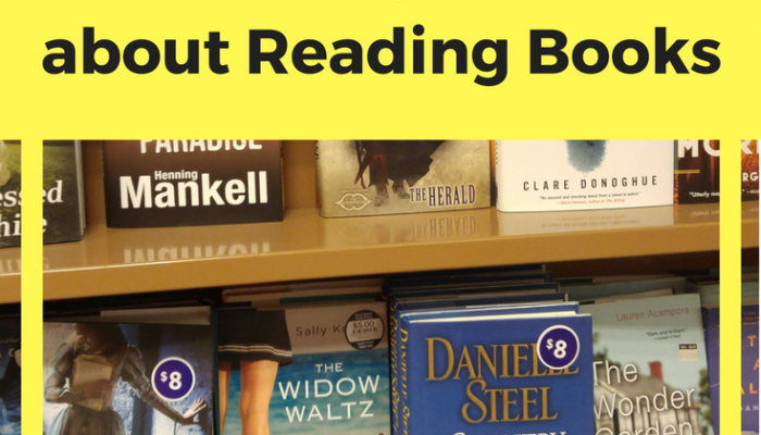 A New Way to Think About Reading Books