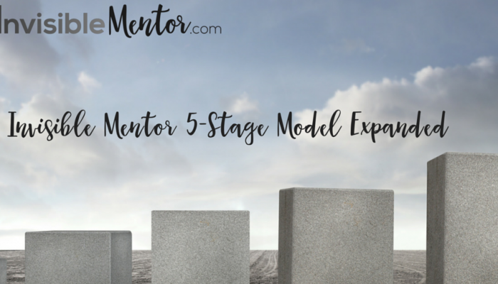 Invisible Mentor 5-Stage Model Expanded