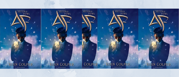Artemis Fowl by Eoin Colfer, Book Review