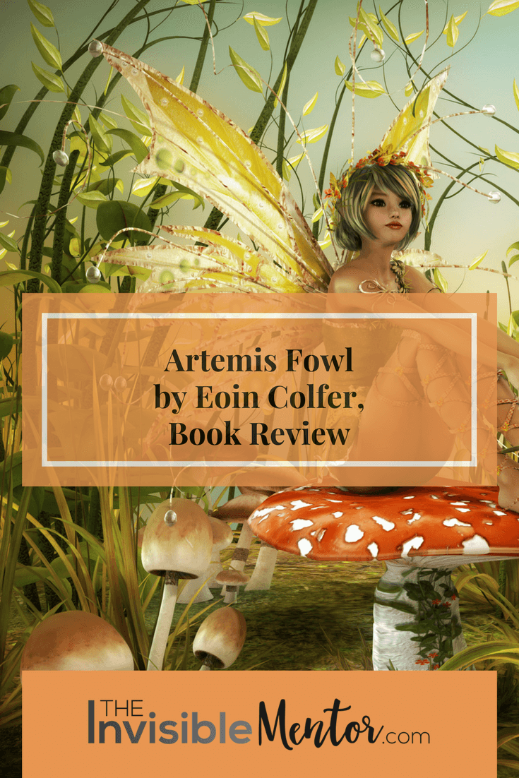 Artemis Fowl By Eoin Colfer, Artemis Fowl, Eoin Colfer