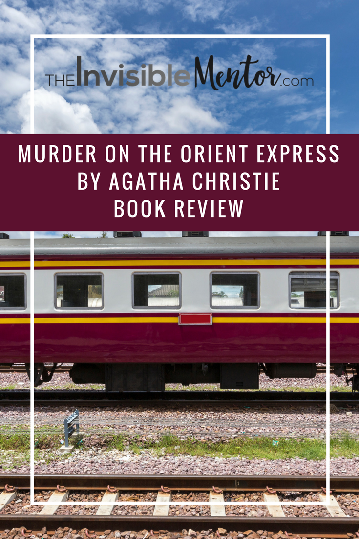 murder on orient express book review I decided to read this book while i am waiting impatiently for the next wells and wong book to be published because i think that it will be set on the orient express.