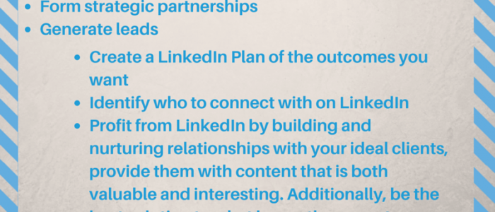 3 Steps to LinkedIn Mastery by Alex Pirouz