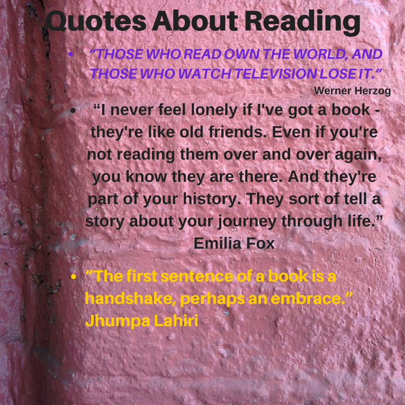37 quotes about reading that i like - Reading quotes pinterest ...