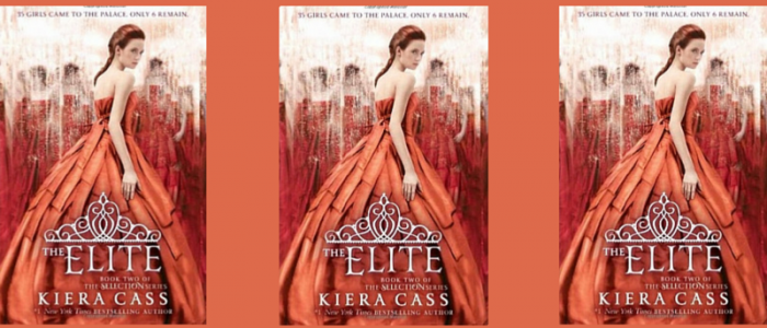 The Elite by Kiera Cass, Book Review