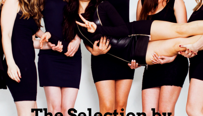 The Selection by Kiera Cass, Book Review