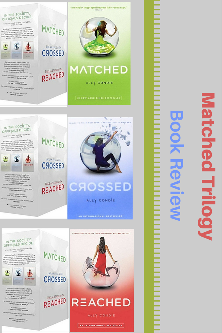 a review of the book matched by allie condie