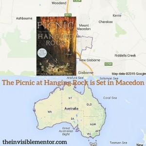 Picnic at Hanging Rock is Set in Macedon