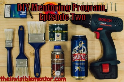 Adventures in Learning: DIY Mentoring Program, Episode Two