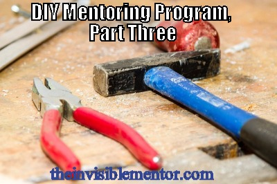 Adventures in Learning: DIY Mentoring Program, Episode Three