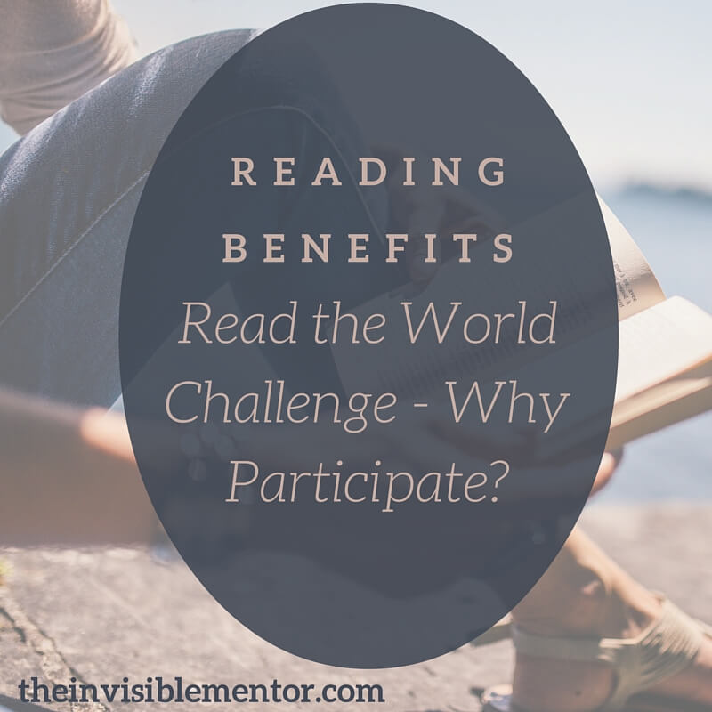 Reading Benefits: Read the World Challenge – Why Participate?