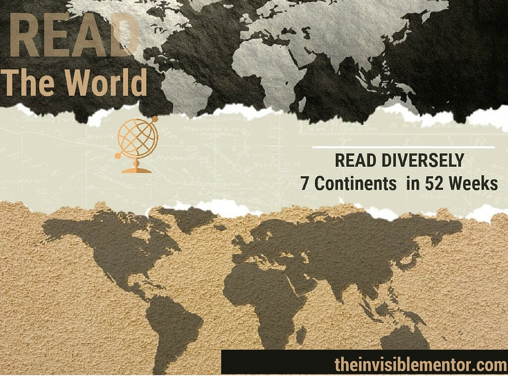 Read the World Challenge – Join Us