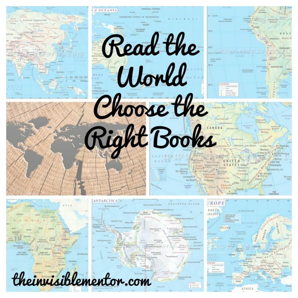 Choosing the Right Books: Read the World
