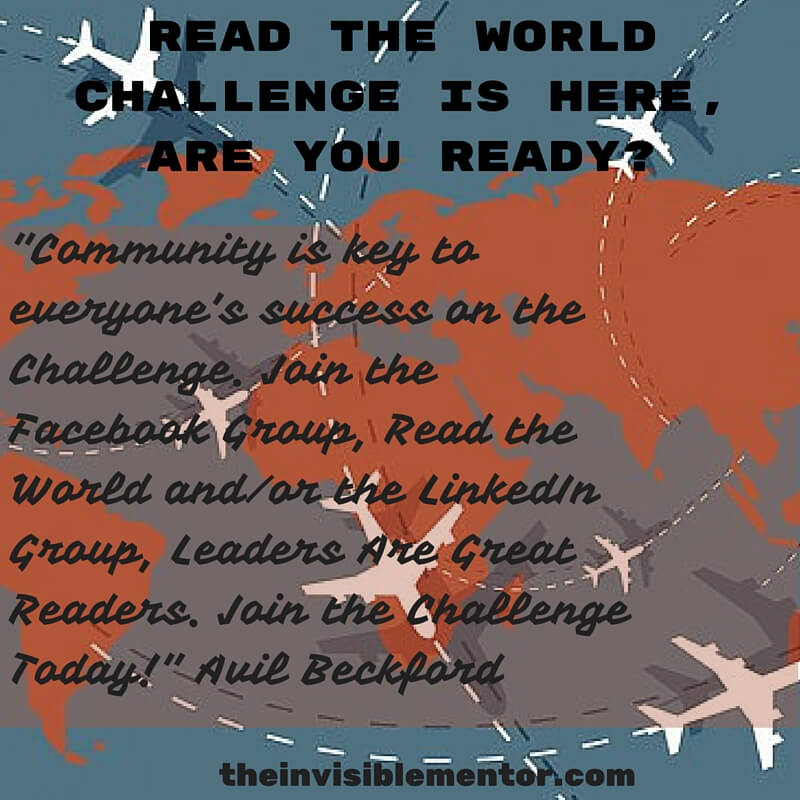 Read the World Challenge is Here, Are You Ready?