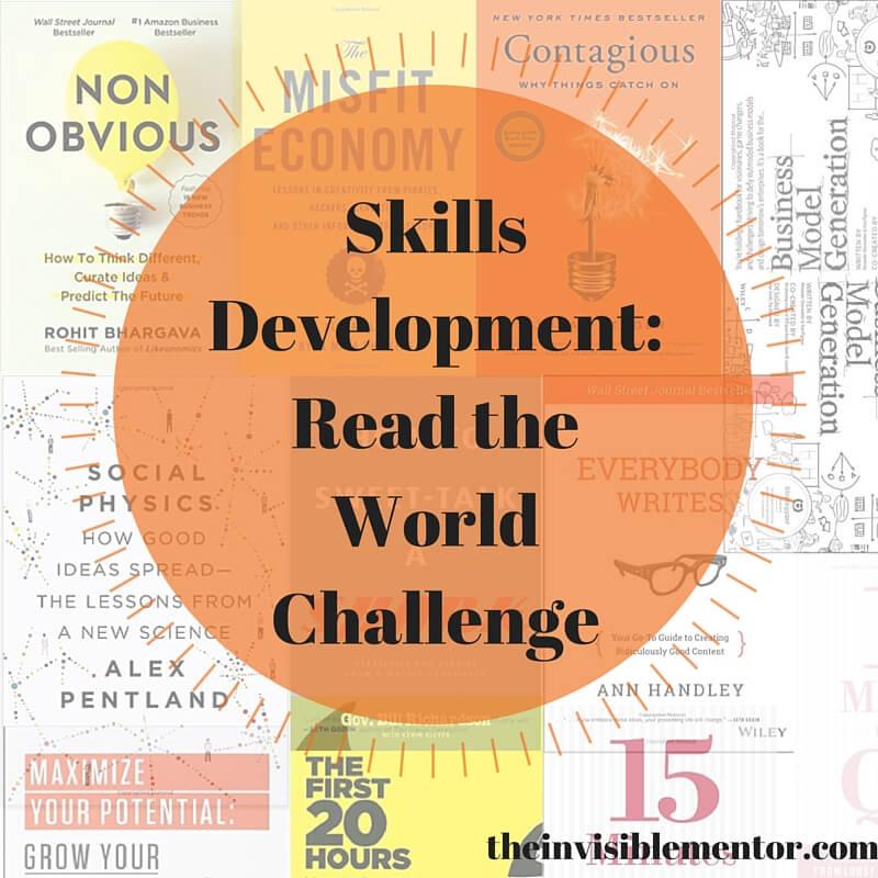 Skills Development: Read the World Challenge