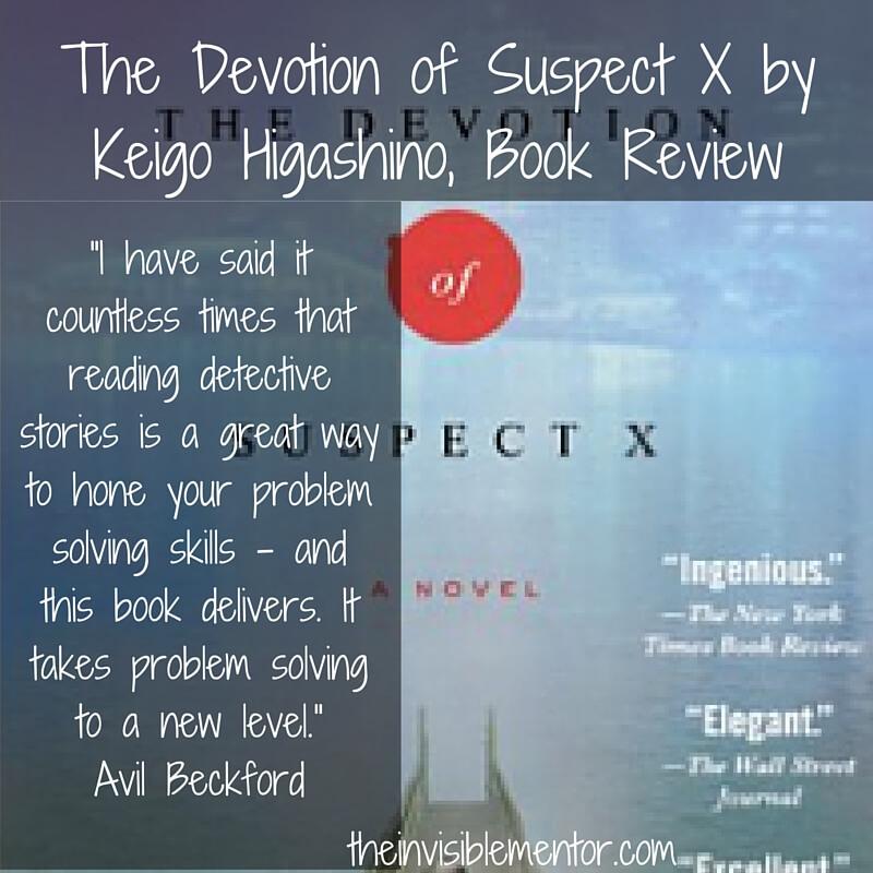 The Devotion of Suspect X by Keigo Higashino, Book Review