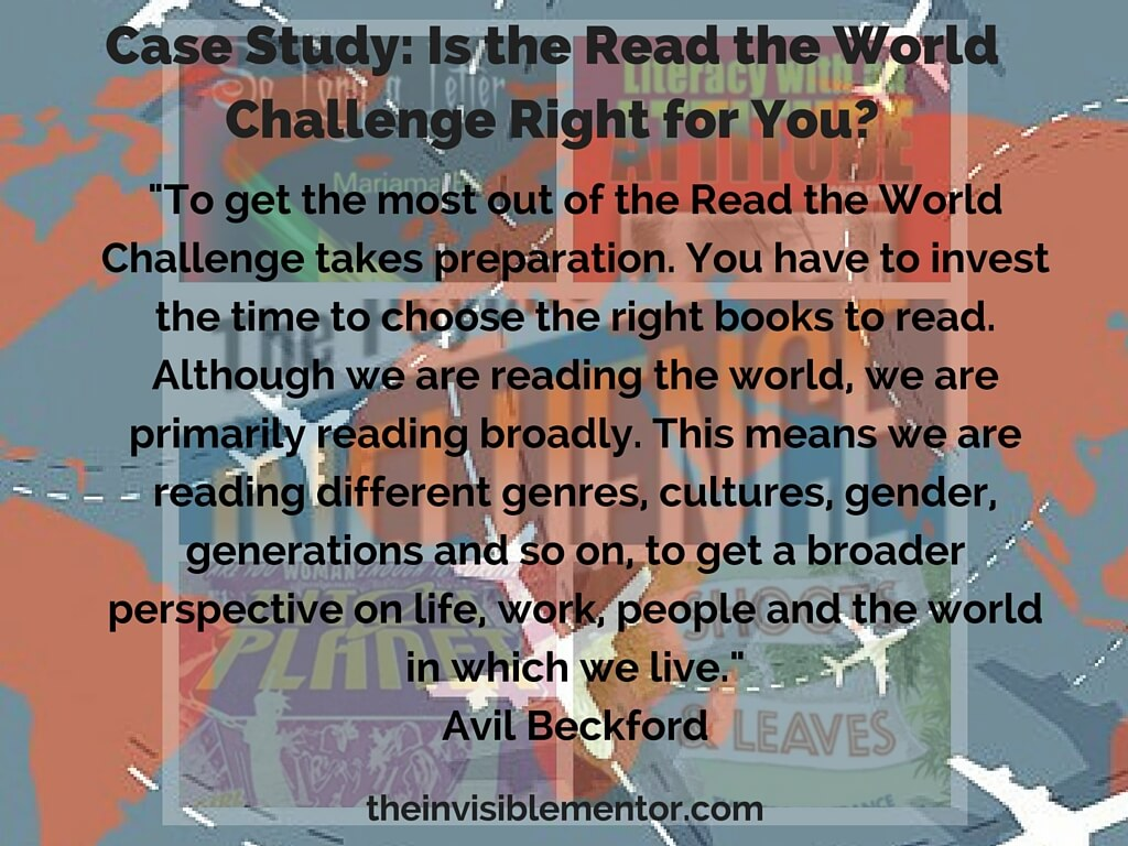 Case Study: Is the Read the World Challenge Right for You?