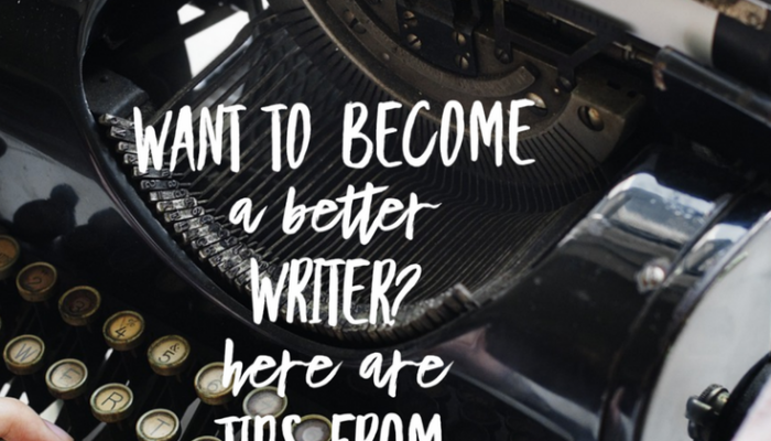 Want to Become a Better Writer? Tips from Neville Medhora