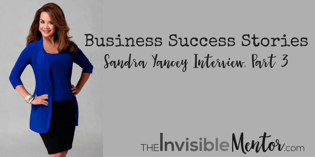 Business Success Stories Sandra Yancey, success stories millionaires, success stories women entrepreneurs, women entrepreneurs success stories, inspiring stories about successful people