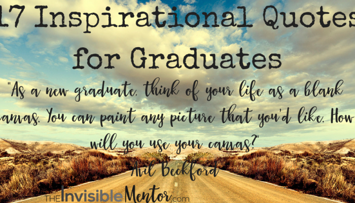 17 Inspirational Quotes for Graduates