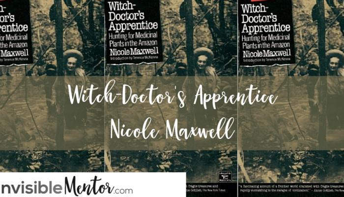Witch-Doctor's Apprentice – Nicole Maxwell