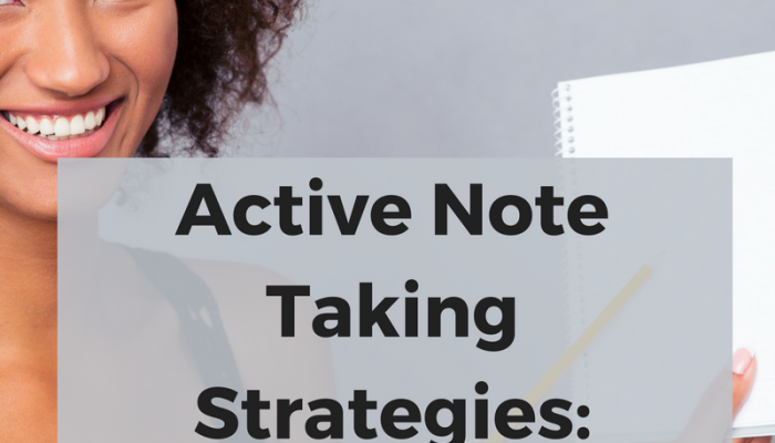 Active Note Taking Strategies: Why Professionals Should Care