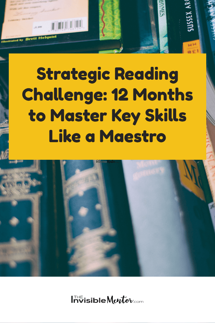 strategic reading challenge 12 months to master key skills like a strategic reading challenge list of professional skills skills you need for a job