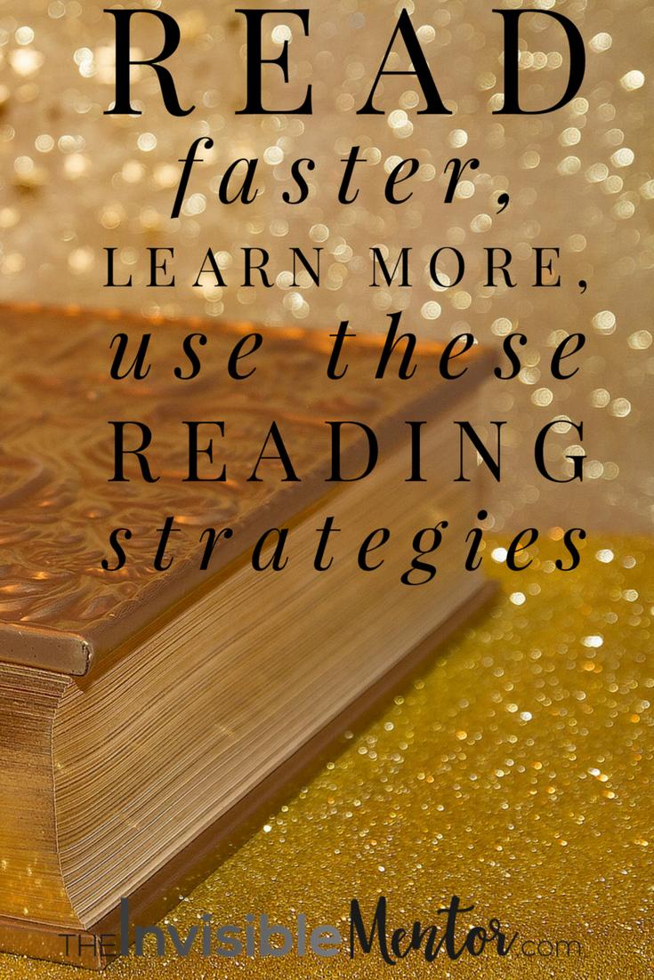 read faster, read more books,