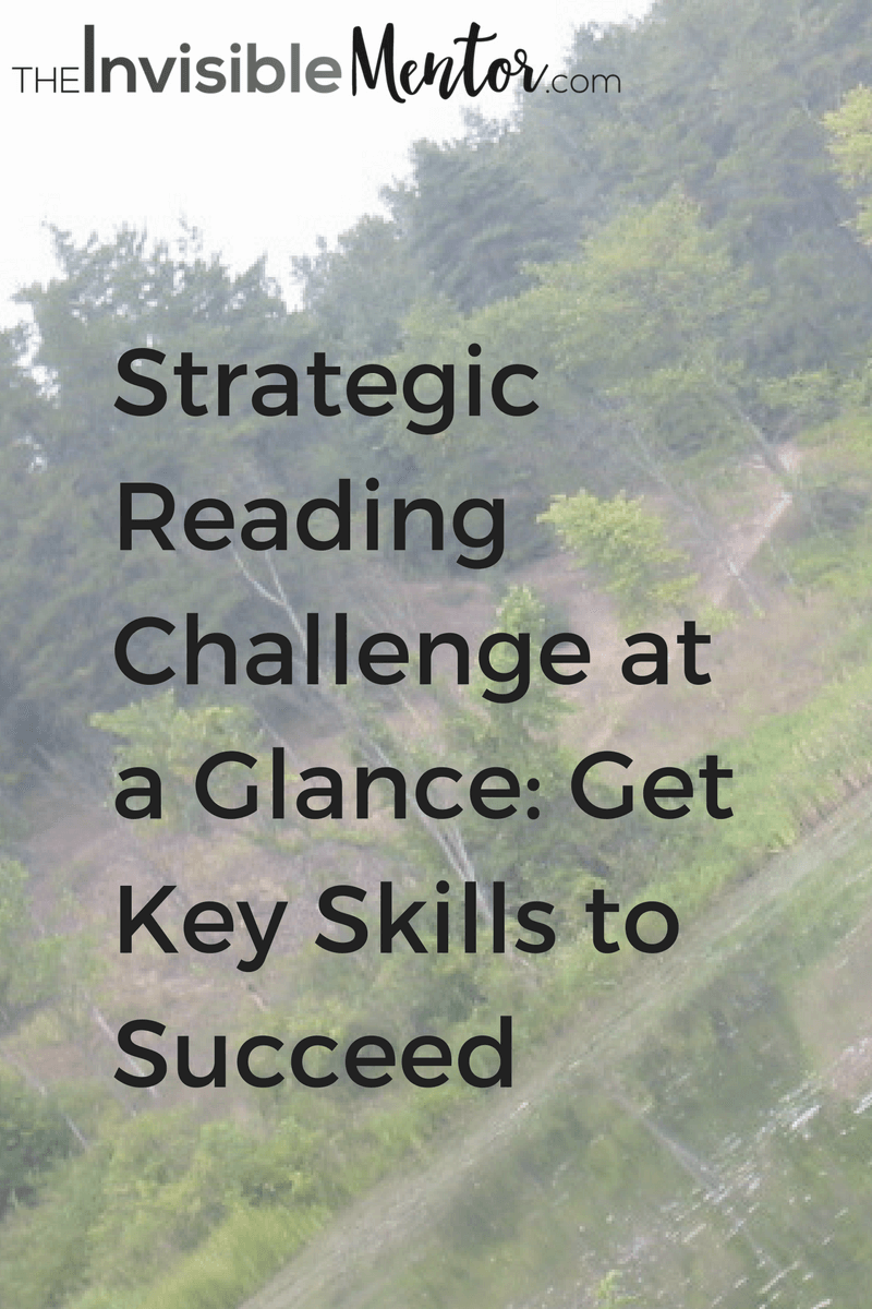 key skills, strategic reading challenge, read the world reading challenge, selective reading