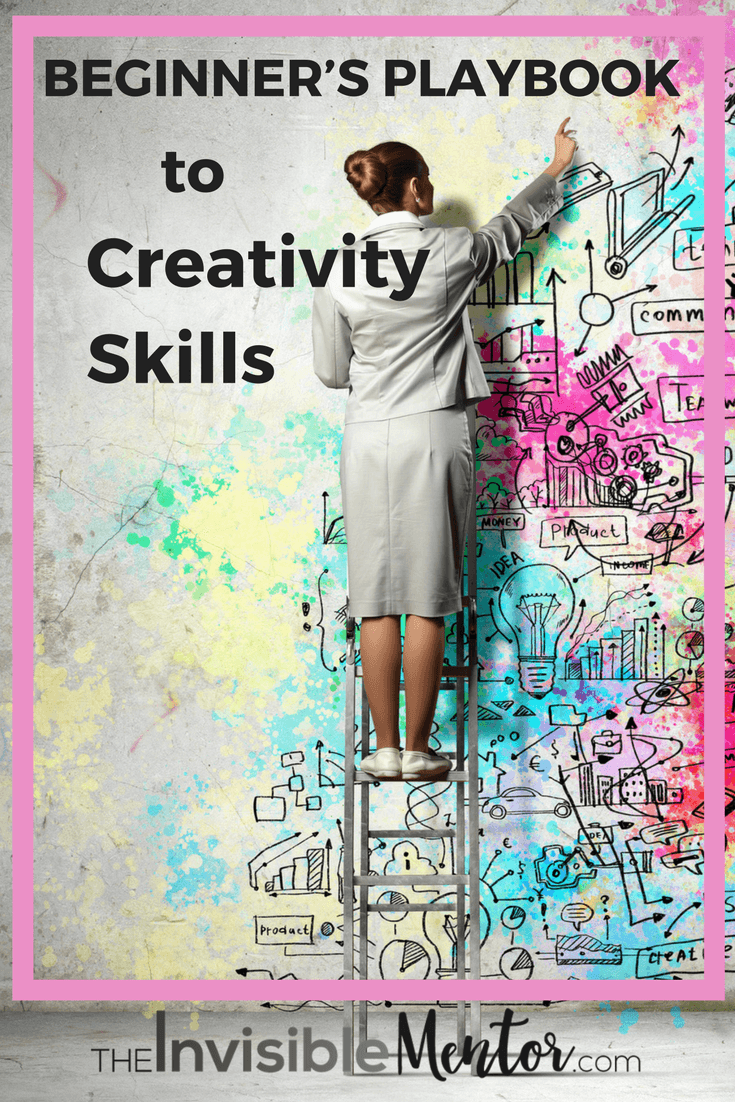 Creativity Skills, how to become more creative, hone creativity skills, improve creativity