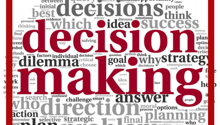 How Decision Making Skills Can Get You Your Heart's Desire