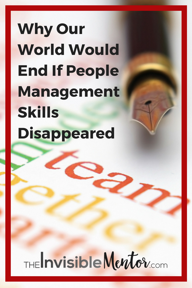 People Management Skills, how to manage people effectively, improve people management skills