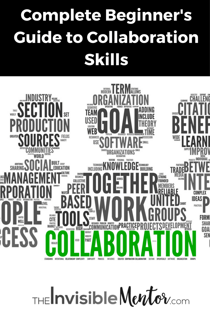collaboration skills, coordinating with others, how to improve collaboration skills, what is collaboration, collaboration books
