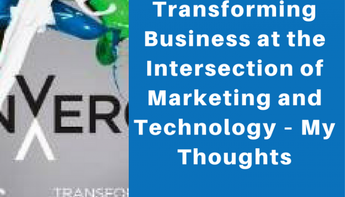 Converge: Transforming Business at the Intersection of Marketing and Technology – Review