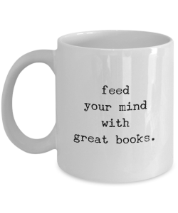 book lover mugs, mugs for book lovers