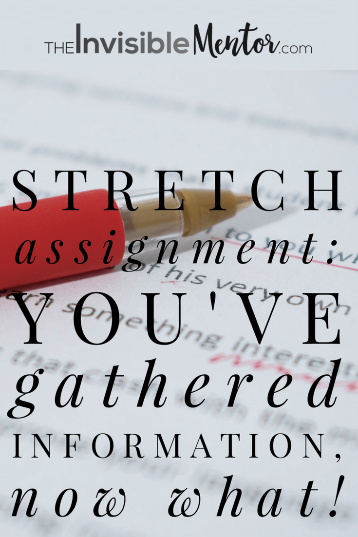 stretch assignment