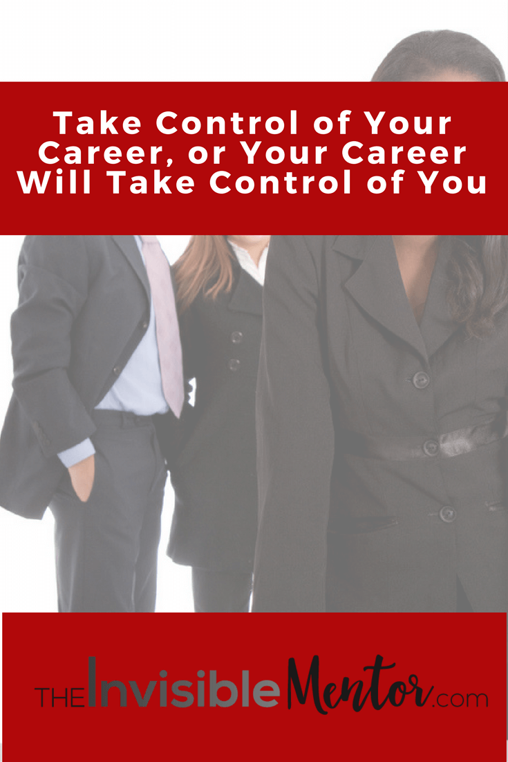 Take Control of Your Career, manage your career