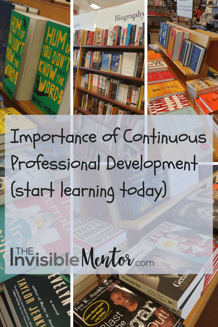 Importance of Continuous Professional Development