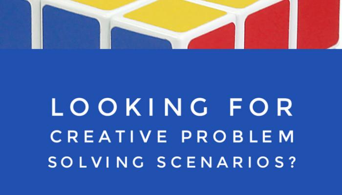 Looking for Creative Problem Solving Scenarios? Read More Mysteries