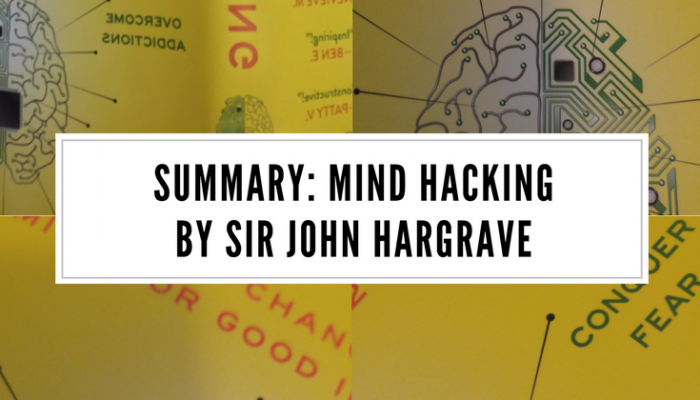 Summary: Mind Hacking by Sir John Hargrave