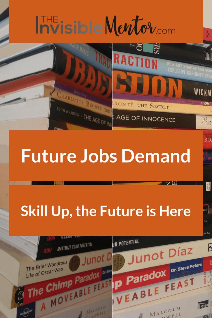 future jobs demand, skills needed for future jobs, list of professional skills