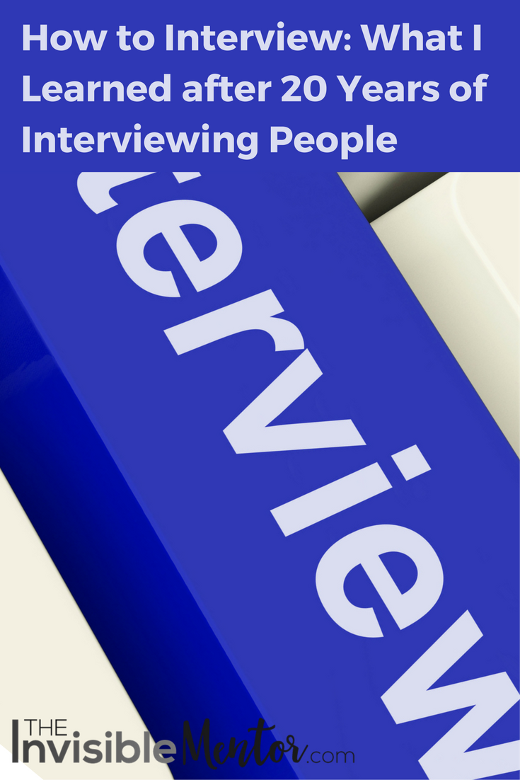 how to interview, how to conduct interview