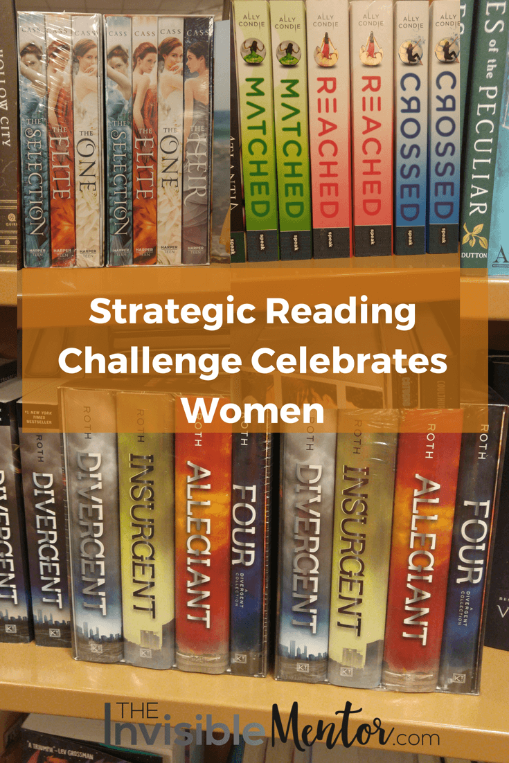 Strategic Reading Challenge Celebrates Women