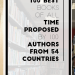100 Best Books of All Time Proposed by 100 Authors