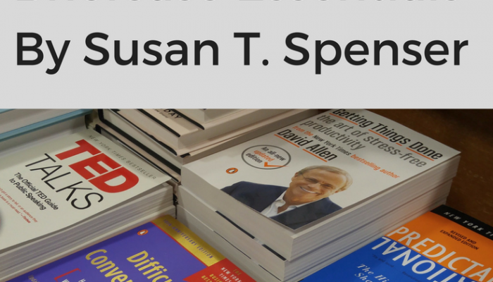Review: Briefcase Essentials by Susan T. Spenser