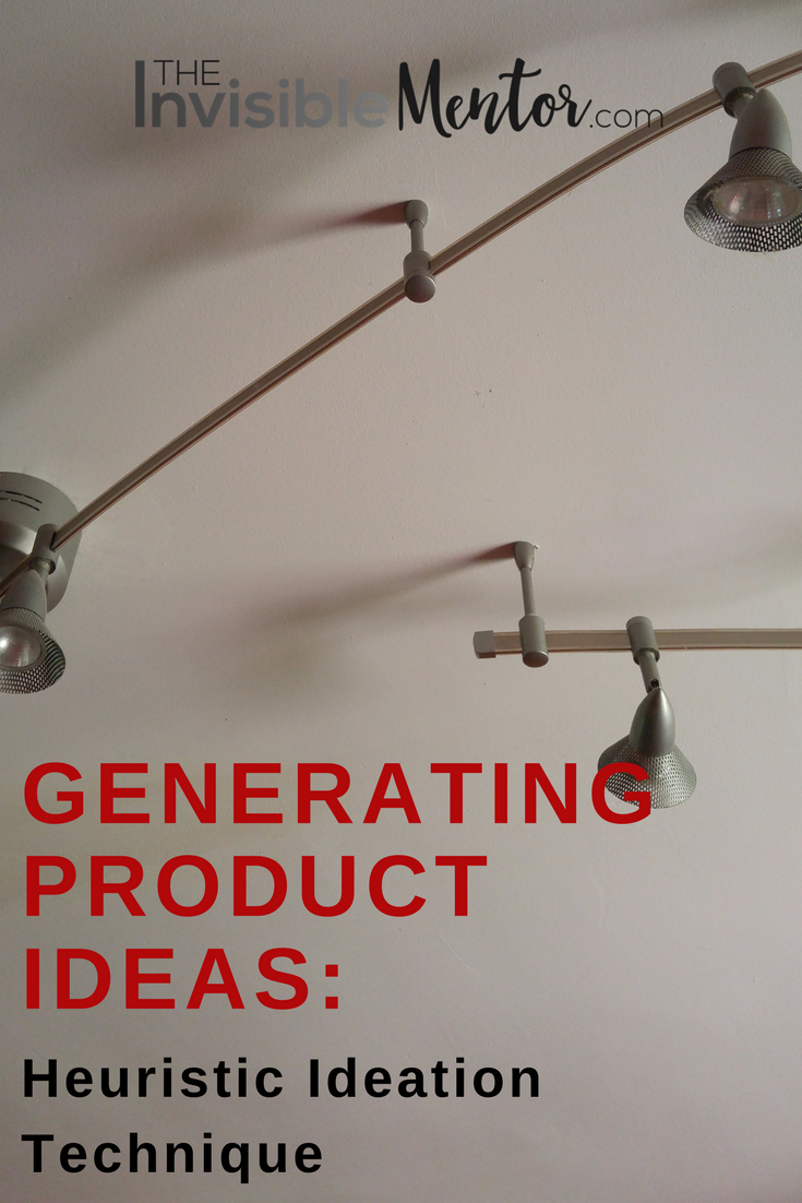 Generating Product Ideas