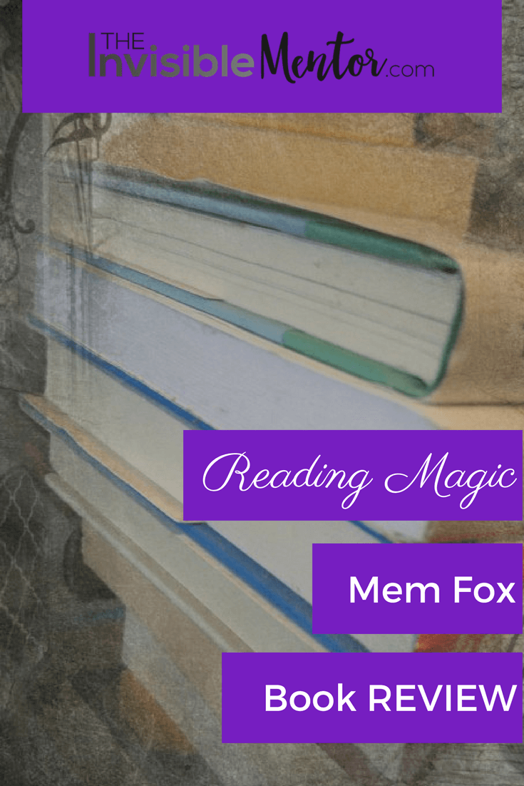 Reading Magic, Reading Magic by Mem Fox