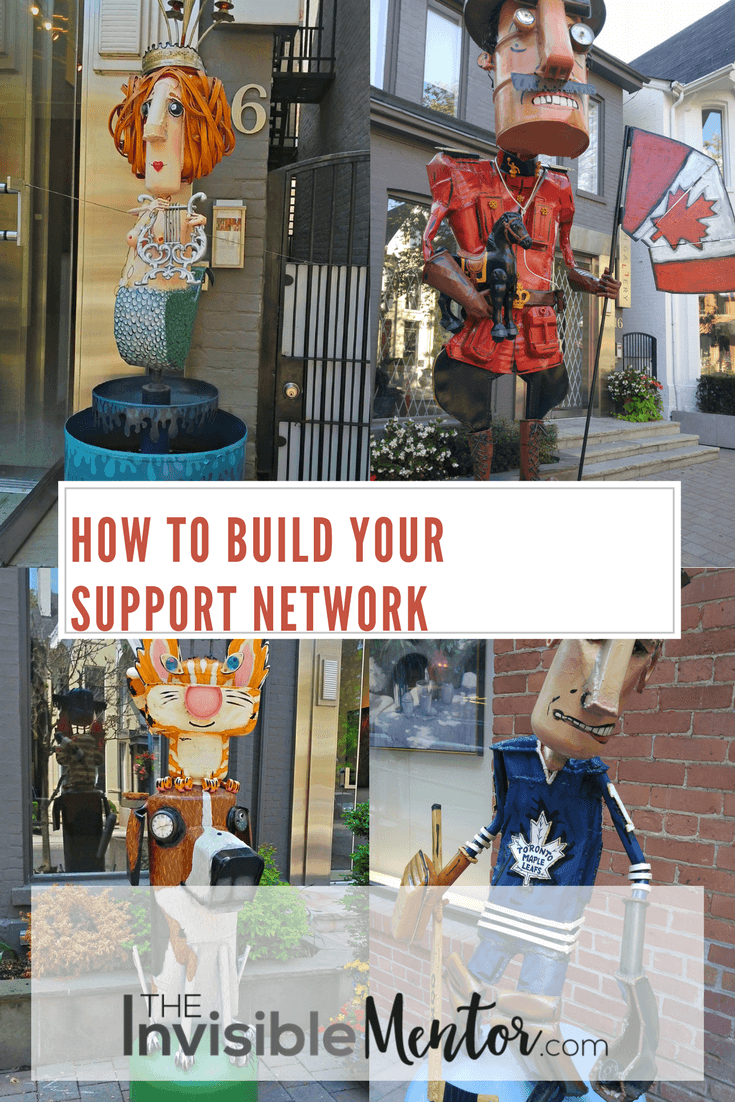 How to Build Your Support Network